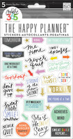Create 365 - Me and My Big Ideas - The Happy Planner - Fitness Planner Stickers