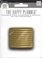 Me and My Big Ideas - The Happy Planner - Gold - Big (Large) Discs