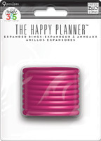 Me and My Big Ideas - The Happy Planner - Bright Pink - Big (Large) Discs