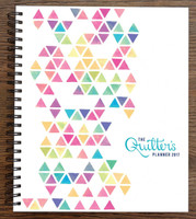 ***OUTDATED*** - The Quilters Planner 2017 - From Late Night Quilter