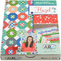 Hazel Small Aurifil Thread Box Allison Harris