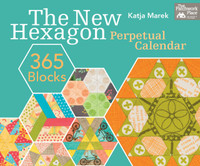 New Hexagon Perpetual Calendar By Katja Marek