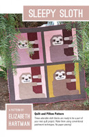 Sleepy Sloth Pattern - Elizabeth Hartman