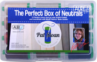 Aurifil Thread - Perfect Box of Neutrals Collection by Pat Sloan