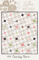 Lella Boutique Quilt Pattern - Candy Box