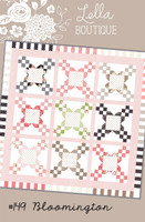 Lella Boutique Quilt Pattern - Bloomington
