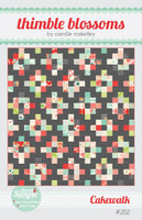 Thimble Blossom Quilt Pattern - Cakewalk