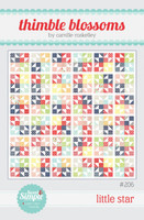 Thimble Blossom Quilt Pattern - Little Star