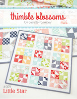 Thimble Blossom Quilt Pattern - Mini Little Star