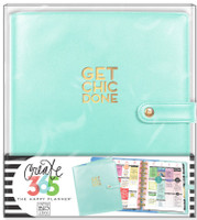 Me and My Big Ideas - The Happy Planner - Deluxe Cover - Mint - Classic