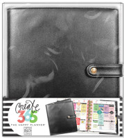 Me and My Big Ideas - The Happy Planner - Deluxe Cover - Black - CLASSIC