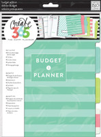 Create 365 - Me and My Big Ideas - The Happy Planner - Budget Extension Pack - Classic