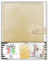 Me and My Big Ideas - The Happy Planner - Deluxe Cover - Gold - Mini