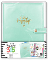 Me and My Big Ideas - The Happy Planner - Deluxe Cover - Mint - MINI