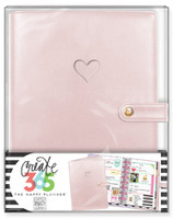 Me and My Big Ideas - The Happy Planner - Deluxe Cover - Rose Gold - MINI