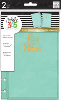 Me and My Big Ideas - The Happy Planner - Snap-In Cover - Big Plans - Mini