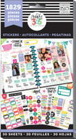 Me and My Big Ideas - The Happy Planner - Value Pack Stickers - Planner Basics