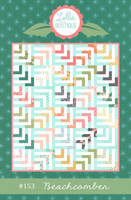 Lella Boutique Quilt Pattern - Beachcomber