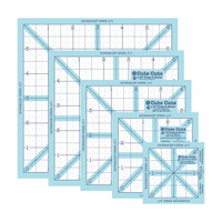 Lori Holt Trim-It Square Ruler Pack - Set of 5