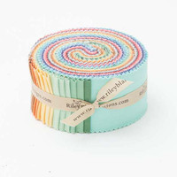 Riley Blake Fabric - Confetti Cottons - Lori Holt - Jelly Roll