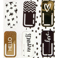 My Prima Planner - Metal Clips - Set of 6