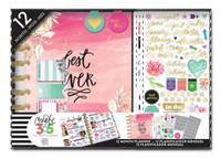 The Happy Planner - Me and My Big Ideas - 12 Month Box Kit - Best Year Ever (Undated, Vertical)