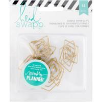Heidi Swapp - Memory Planner - Paper Clips - Set of 12