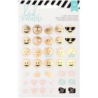 Heidi Swapp Memory Planner Stickers - Emoticon