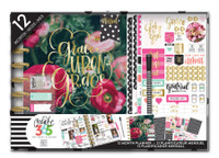 The Happy Planner - Me and My Big Ideas - 12 Month Box Kit - Faith Edition (Undated, Vertical)