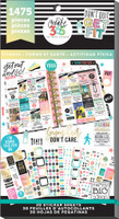 Me and My Big Ideas - The Happy Planner - Value Pack Stickers - Work It Out