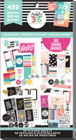 Me and My Big Ideas - The Happy Planner - Value Pack Stickers - Color Story - BIG (#459)