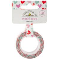 Doodlebug - Washi Tape - Happy Hearts