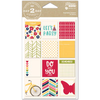 Day 2 Day - Planner Block Inspiration Stickers - Enjoy Today