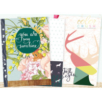 Webster Pages - A5 Planner Double-Sided Inserts - 6 Pack