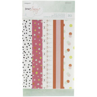 American Crafts - Dear Lizzy - Washi Stickers