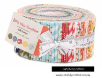 Moda Fabric Precuts Jelly Roll - Little Miss Sunshine by Vanessa Goertzen Lella Boutique