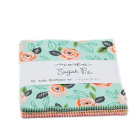 Moda Fabric Precuts Charm Pack - Sugar Pie by Lella Boutique