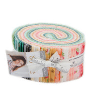 Moda Fabric Precuts Jelly Roll - Sugar Pie by Lella Boutique