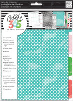 The Happy Planner - Me and My Big Ideas - Classic Six Month Extension Pack (Vertical)