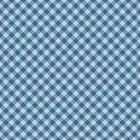 Riley Blake Fabric - Bee Basics - Lori Holt - Gingham Blue #C6400R-Blue