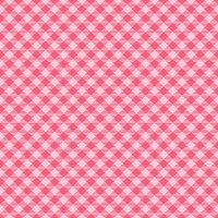 Riley Blake Fabric - Bee Basics - Lori Holt - Gingham Raspberry#C6400-Raspberry