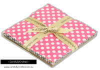 Riley Blake Designs - Charm Pack - Small Dots
