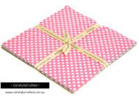 Riley Blake Fabrics - Layer Cake - Small Dots