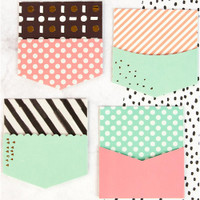 My Prima Planner - Paper Pockets - Set of 4
