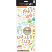 Create 365 - Me and My Big Ideas - The Happy Planner™ Specialty Stickers - Easter Fun