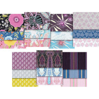 Free Spirit Fabrics - Fat Quarter Bundle - Darling Isabelle by Dena Designs