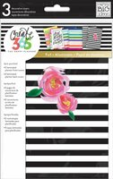 Create 365 - Me and My Big Ideas - The Happy Planner - Decorative Covers - Painterly - MINI