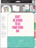 Me and My Big Ideas - The Happy Planner - Weekly - Six Month Extension Pack - Big