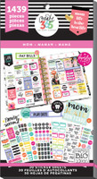 Create 365 - Me and My Big Ideas - The Happy Planner™ Value Pack Stickers - Mom Life