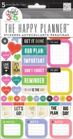 Me and My Big Ideas - The Happy Planner - Planner Basics Stickers - Everyday Reminders